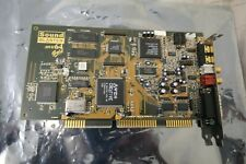 Creative Labs Sound Blaster AWE64 Gold CT4390 ISA Sound Card