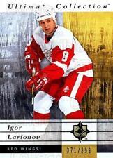 2011-12 UD Ultimate Collection #20 Igor Larionov