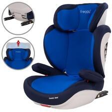 ISOFIX Autositz Kindersitz Autokindersitz Kinderautositz 15-36kg Gruppe 2+3 Blau