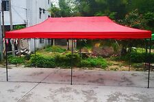 Canopy 10x20 Commercial Fair Shelter Car Shelter Wedding Pop Up Tent Heavy Duty