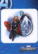 Upper Deck Avengers Assemble 2013 Chase/Insert Sticker S7