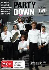Party down Season 2 NEW R4 DVD