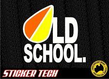 OLD SCHOOL WAKABA LEAF STICKER DECAL SUITS AE86 AE82 SPRINTER JDM DRIFT KE70