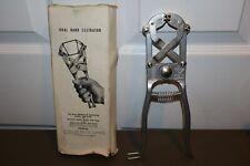 Vintage Ideal Castrating Castrator Band Plier Tool Livestock Emasculation