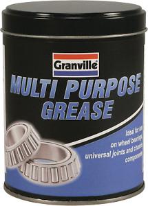 Granville Multi Purpose Wheel Bearing Grease 500g Lithium LM2