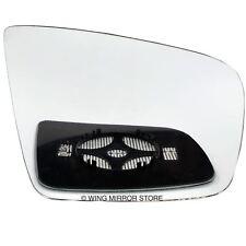 Right side for Mercedes Benz Viano W639 10-14 heat wing door mirror glass