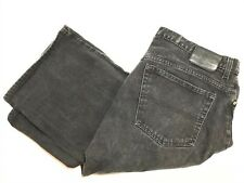 Mens Polo by Ralph Lauren Jeans Relaxed Straight Fit Size 36x32 - Black - Cotton
