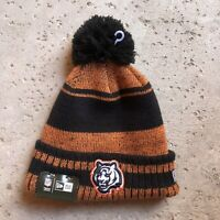 NFL Cincinnati Bengals NEW ERA KNIT Cap Beanie Hat