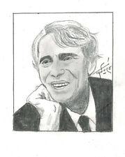 Portrait original de Laurent TERZIEFF