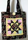 BALI+PATCHWORK+TOTE+I+-+Purse+%2F+Bag+Kit+-+Stunning+Batik+Fabric+Inside+and+Out%21+