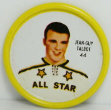 1962 – 1963 Shirrif Hockey Coin – #44 Jean-Guy Talbot – NHL All Stars