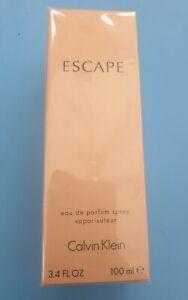 Calvin Klein Escape 3.4oz Women's Eau de Parfum New/sealed
