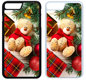 Christmas iPhone Santa Snowman Case Reindeer Holidays Phone Cover all models(S3