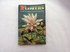 Golden Guide Flowers 1950 'IJ' printing VERY GOOD condition, 24491, no writing