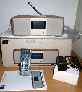 John Lewis Octave DAB/DAB+/FM/Internet Radio with Wi-Fi & Bluetooth