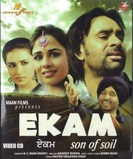 EKAM SON OF SOIL - BABBU MAAN - MANDY TAKHAR - NEW BOLLYWOOD PUNJABI FILM DVD