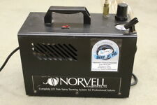 Norvell Iwata Smart Jet Pro Airbrush Compressor for Spray Tanning or Nail Art