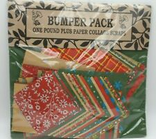 Bumper Paper Pack - Collage/Stamping/Paper Arts - 454g Assorted Paper