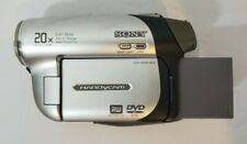Sony HandyCam DCR-DVD92 - Carrying Case, Power Supply, Battery and Manual