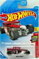 HOT WHEELS 2019 HW GAME OVER BONE SHAKER RED #4/5
