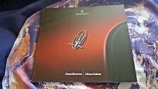 Maserati Granturismo/Grancabrio 2018 MAIN Brochure - 94 pages - 29 x 26cm
