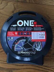 MAGGI - SNOW CHAINS LINE THE ONE 7 GROUP 100