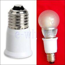 E27 to E27 Extension Base CLF LED Light Bulb Lamp Adapter Socket Converter WT