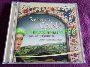 CD HÖRBUCH HISTORISCH | REBECCA GABLÉ | RELIQUIENBLUT UND GOTTESURTEIL