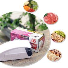 Portable Mini Heat Bag Sealer Sealing Handheld Machine Plastic Food Packaging