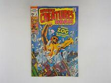 Where Creatures Roam #6 Marvel Comics 1971 VG+ Zog!