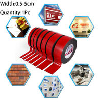 Permanent Strong Adhesive Waterproof Double Sided Attachment Tape Acrylic Foam