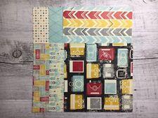 """Stampin' Up! 6x6 Designer Paper Pack """"Flashback"""""""