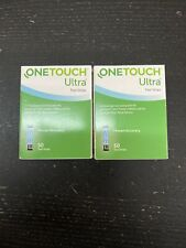 One touch Ultra Retail test strips 100 Strips These Boxes Are In Excellent Shape