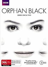 Orphan Black : Series 1-2