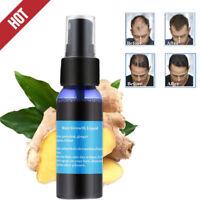 Okeny's Herbal Fast Hair Growth Essence Liquid Anti Loss Treatment Sprayer E0Fa