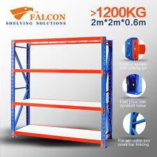 Long Span Storage Warehouse Shelving Racking Racks Shelf Shelves, 2mWx0.6mDx2mHS