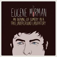 Eugene Mirman - An Evening Of Comedy In A Fake Underground Laboratory [CD]