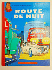 Michel Vaillant  - Route de nuit - Graton - Première édition