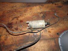 1986 yamaha yfm200 starter motor