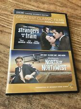 Turner Classic Movies Alfred Hitchcock Strangers on a Train North by Northwest