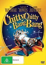 CHITTY CHITTY BANG BANG - BRAND NEW & SEALED DVD CLASSIC (DICK VAN DYKE)