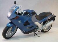 MOTOR MAX 76251 BMW K1200RS model road bike blue body / black seat 1:6th scale