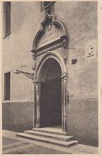 VICENZA - Strada S.Marcello - Portale Liceo Pigafetta