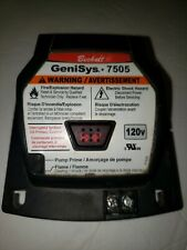 New listing Beckett Genisys Primary Advance Oil Burner Primary Control 7505