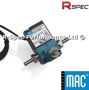 Genuine MAC 3 Port Electronic Boost controller EBC Solenoid Valve Turbo Car ECU