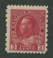 CANADA #184 MINT F/VF NH (2)