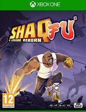 Shaq Fu A Legend Reborn (XBOX ONE) BRAND NEW SEALED