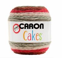 Yarnspirations Caron Cakes YARN - Red velvet