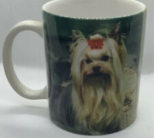 Yorkie Coffee Mugs Tea Cup Puppy Pets Animals Gift