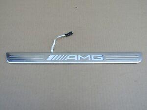Mercedes Benz CLA45 AMG C117 2014 Sill Scuff Plate Light LHS A2466805300